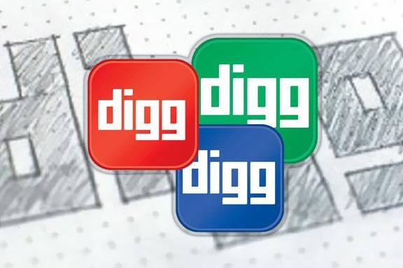 New Digg RSS Reader, Socionomica