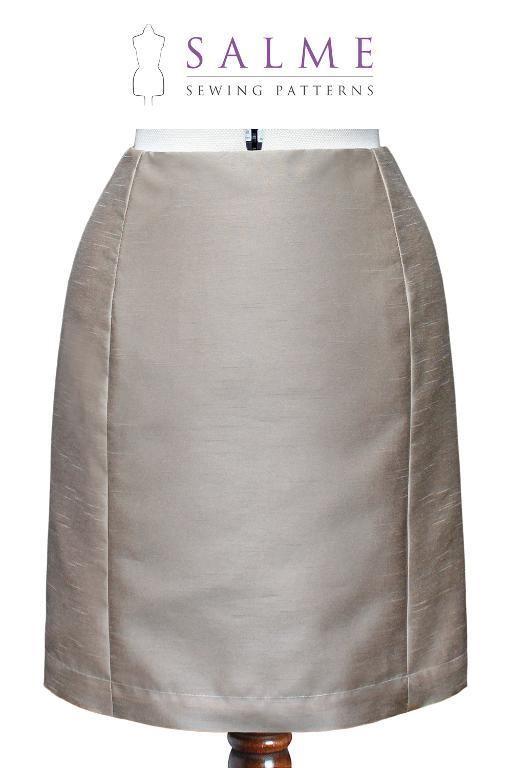 21 best Pencil skirt no waistband images on Pinterest | Pencil ...