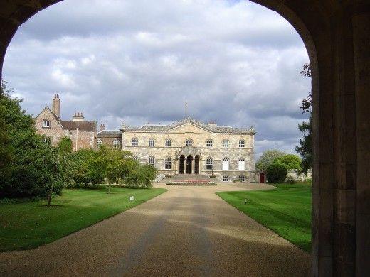 Bishops Palace, Bishopthorpe