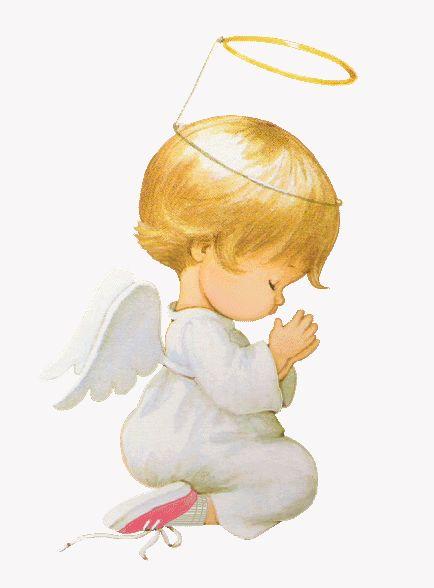Imágenes de tiernos angelitos 4.