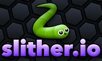 Another updated version of snake game. However, in this game you can interact with other people online! Can you become the longest player? Do not let your head ...