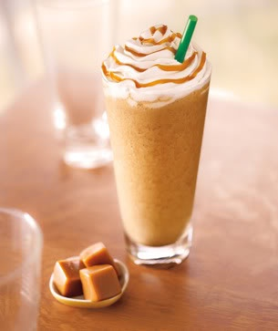 Caramel Frappuccino, even better with Caramelito