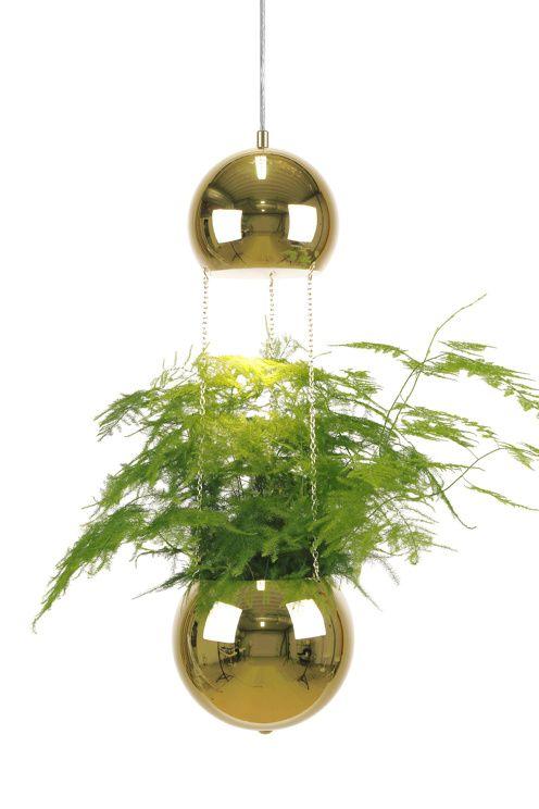 Ellos Home Vinduslampe Planter