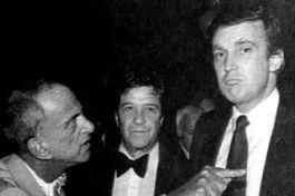 Roy Cohn iDonald Trump