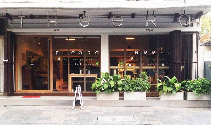 THEERA CAFE BKK, THAILAND