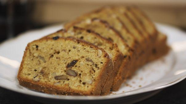 Eén - Dagelijkse kost - notencake