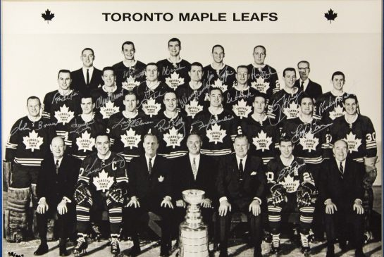 1967 Stanley Cup Finals - Wikipedia