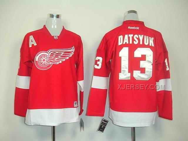 http://www.xjersey.com/red-wings-13-datstuk-red-jerseys.html RED WINGS 13 DATSTUK RED JERSEYS Only $46.00 , Free Shipping!