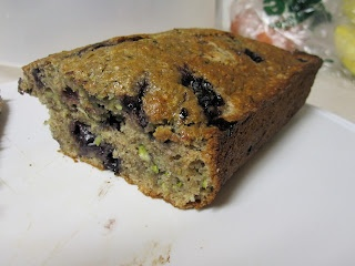 Blueberry Zucchini Bread...take away the sugar and its a healthy toddler meal. add yogurt as a side or spread.