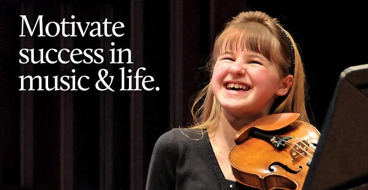 Motivate success in music  life: Royal Conservatory Music Development Program