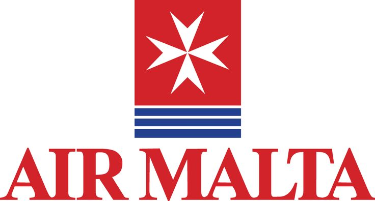 Air Malta Logo. (MALTESE).