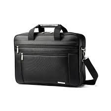 I want a laptop bag because it is very tiring carrying my huge laptop