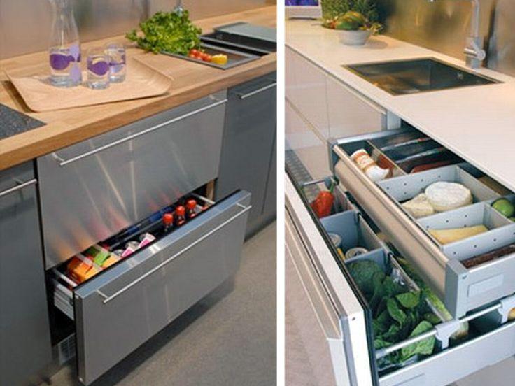 Keukenlade Handgrepen : Meer dan 1000 ideeën over Keuken Lades op Pinterest Lade