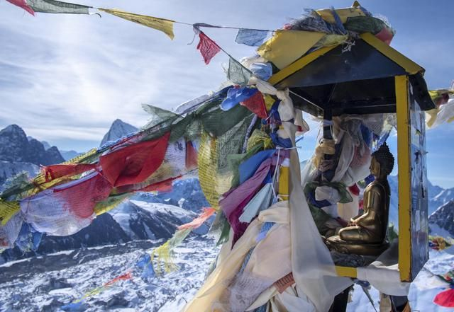 7 interesantes datos sobre el Monte Everest que dejaran tu cerebro a 8848 metros sobre el nivel del mar 4