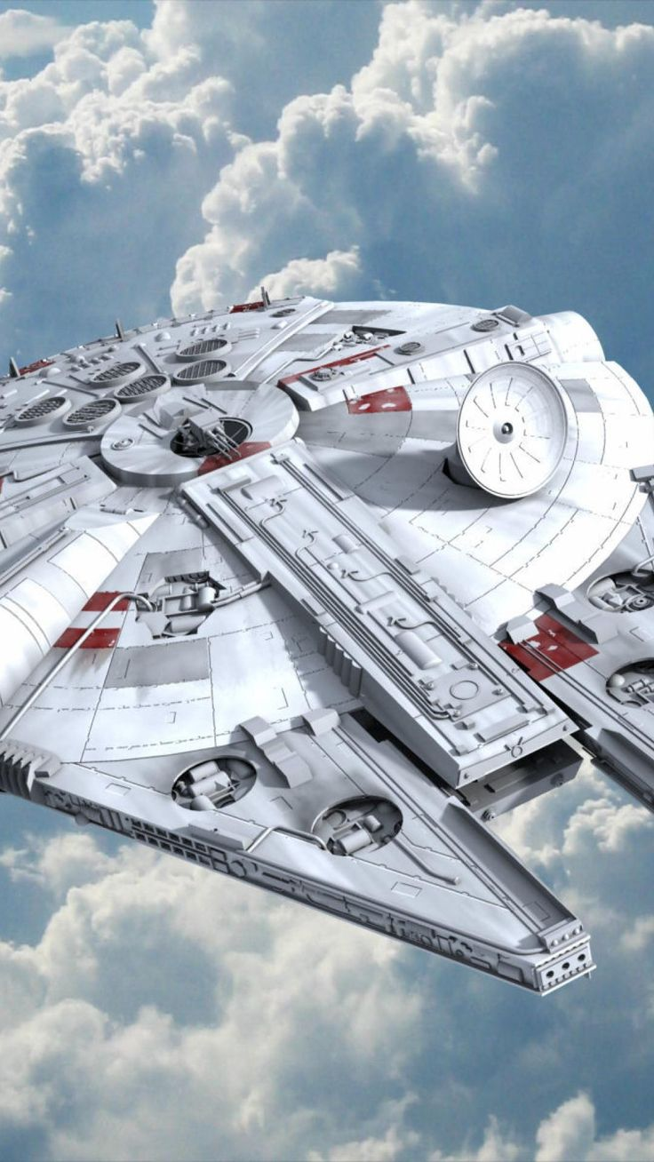 Displaying images for millenium falcon cockpit wallpaper - This Is My Favourite Picture At The Moment Because In The Picture We Saw That Is The Milenium Falcon
