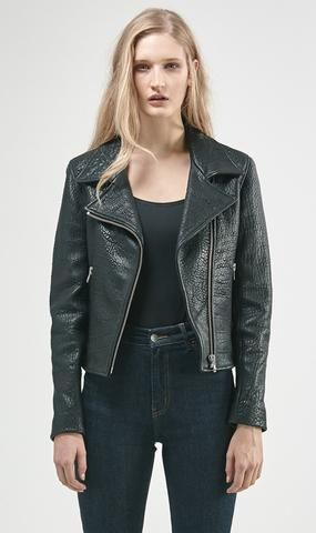 Stolen Girlfriends Club | Essential Biker Jacket