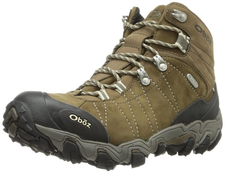 Oboz Women's Bridger B-DRY Hiking Boot ** Hurry! Check out this great shoes : Hiking boots