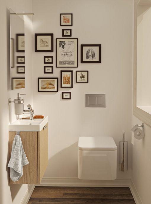 small bathroom modern decoration