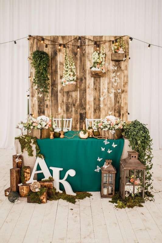 Фото 6642828 в коллекции Лесная свадьба с совушкой - Студия идей Love me - организация и декор