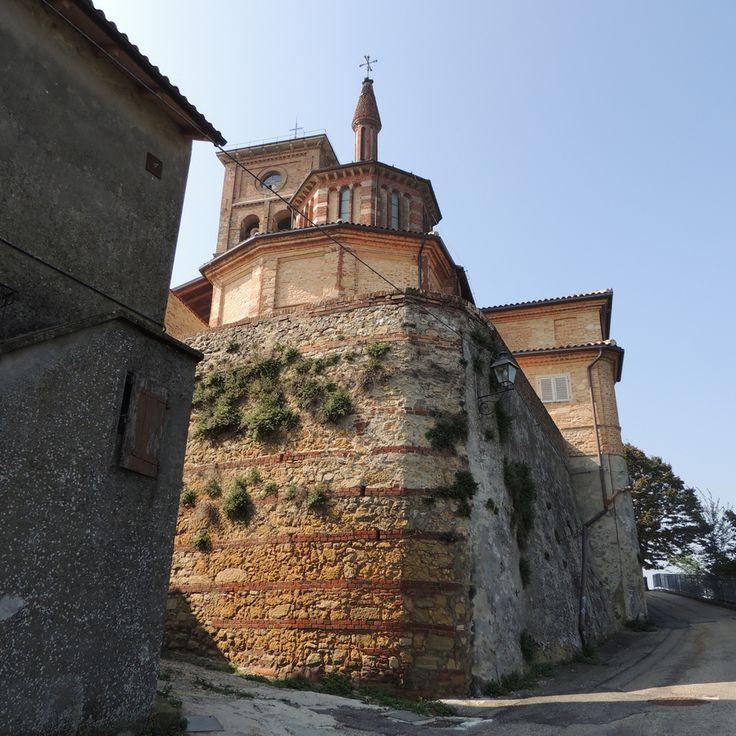 Chiesa dei Santi Vittore e Corona a Grazzano Badoglio (AT) | Scopri di più nella sezione Chiese e Comunità Parrocchiali del portale #cittaecattedrali