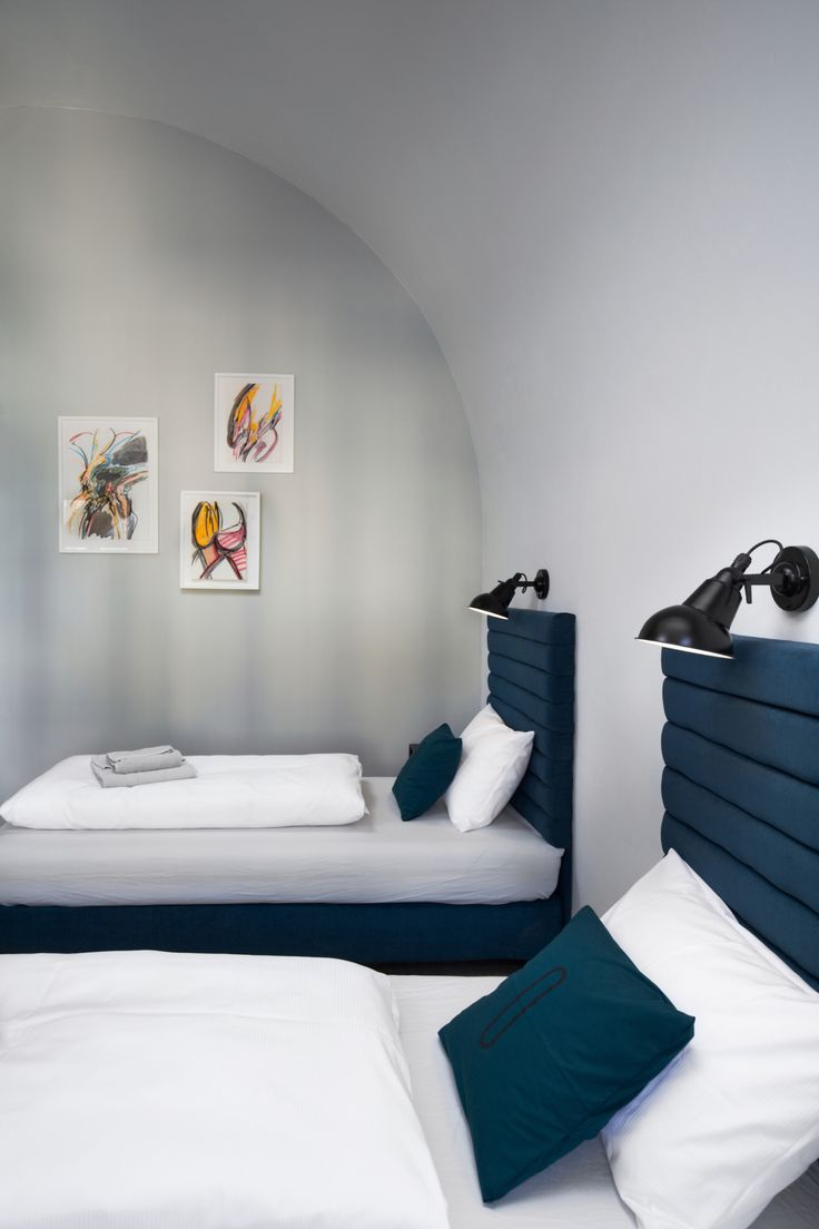 The Long Story Short: You'll Never Want to Stay in Any Other Hostel Again - Design Milk