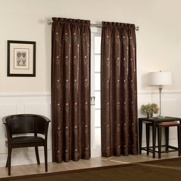 25 best ideas about door panel curtains on pinterest patio door curtains sliding door. Black Bedroom Furniture Sets. Home Design Ideas