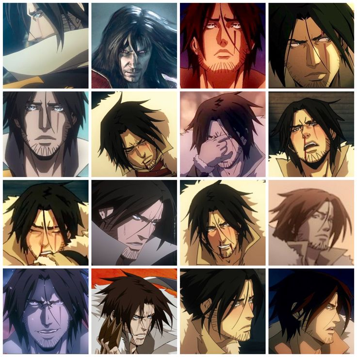 Richard Armitage voices vampire hunter Trevor Belmont in Castlevania, but he actually looks like him and could easily play him live! (And he would love to, as he tweeted 7-7-2017).