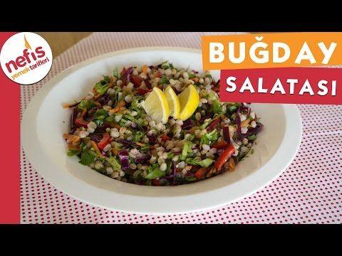 Buğday Salatası Tarifi Videosu - Nefis Yemek Tarifleri