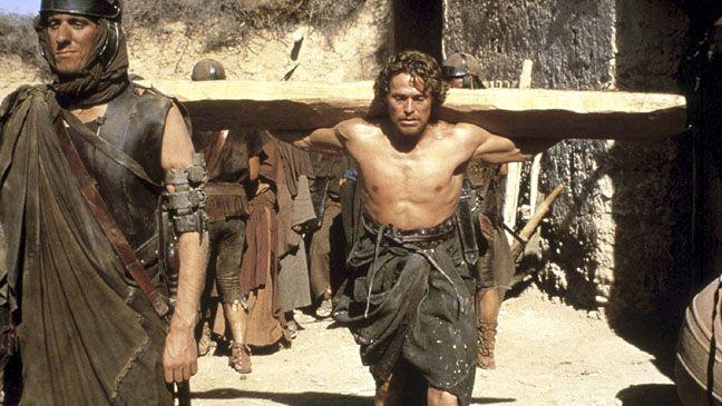Willem Dafoe, The Last Temptation of Christ (1988)
