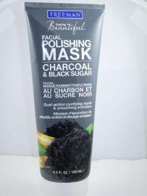 Freeman Charcoal and Black Sugar Facial Polishing Mask reviews - Makeupalley mobile