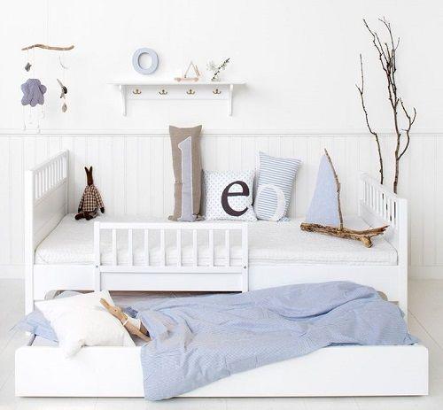 Muebles para habitaciones infantiles, Oliver Furniture Kids Denmark - Mamidecora.com