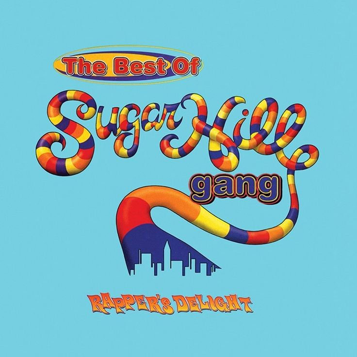 Sugarhill Gang -The Best Of The Sugarhill Gang: Rapper's Delight on Limited Edition 180g 2LP from Friday Music