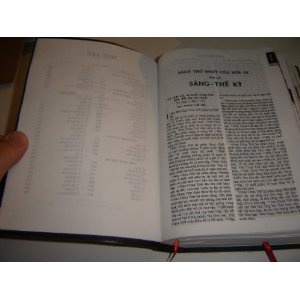 Vietnamese Bible / KINH THANH Vietnamese Old Version 1926 Re-typset / VN OV 53VL / 2011 Printed in Vietnam for the 100th anniversary   $69.99