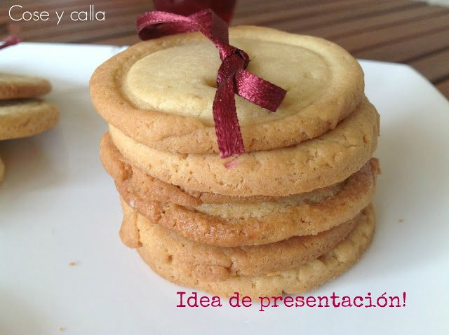 Button Cookies! great gift idea and great recipe..