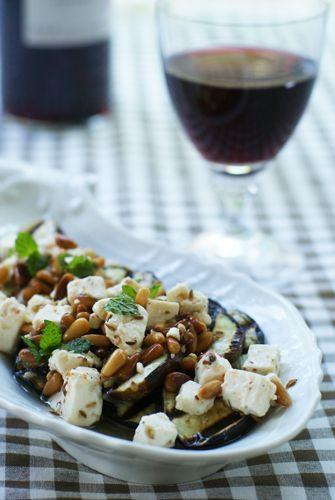 秋なすとチーズのマリネ エスニック風味 | 美肌レシピ