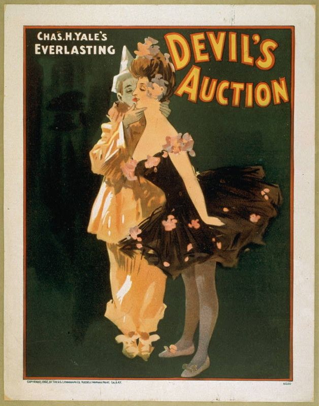 Public domain PERFORMING ART POSTERS - PDPOSTER