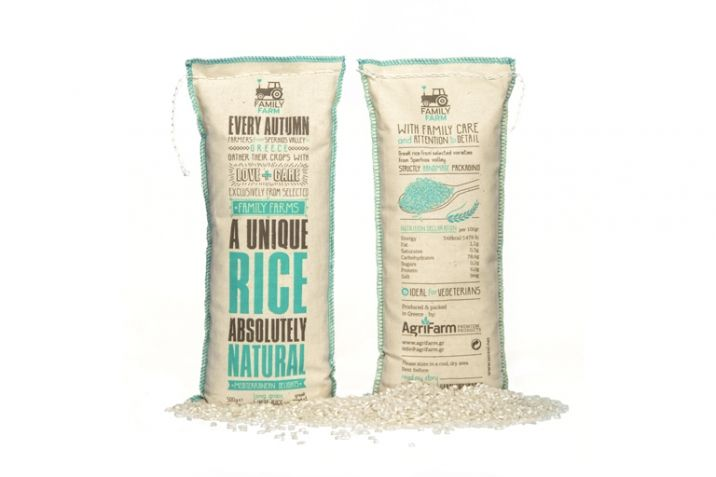 Sereal Designers - packaging - Family Farm