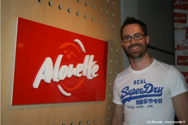 Emmanuel Moire dans le Grand Studio