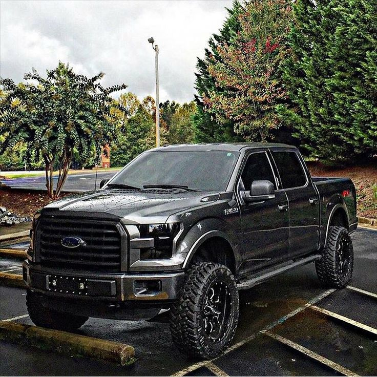 Ford all aluminum F-150