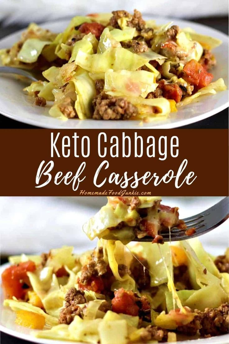 Unstuffed Cabbage Ground Beef Low Carb Dinner In 2020 Cabbage And Beef Beef Recipes Low Carb Dinner
