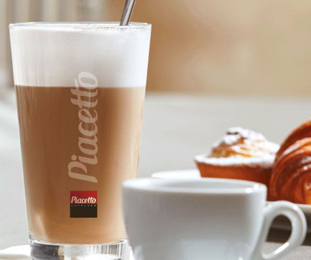 We know what will warm you up this morning #Solino. A great cup of authentic Italian #Coffee from @piacetto!    www.solino.gr