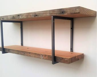 Image result for square brass shelf brackets
