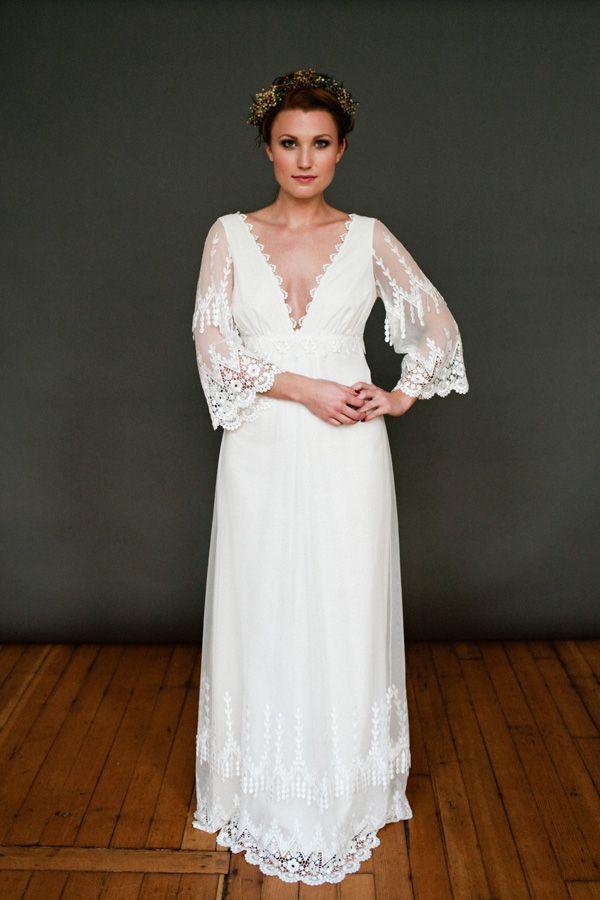18 best Brautkleider images on Pinterest   Wedding dressses, Wedding ...