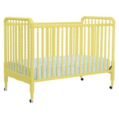 DaVinci Jenny Lind 3-in-1 Convertible Crib - Sunshine