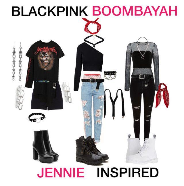 Blackpink Boombayah Jennie Inspired In 2019 Fashion