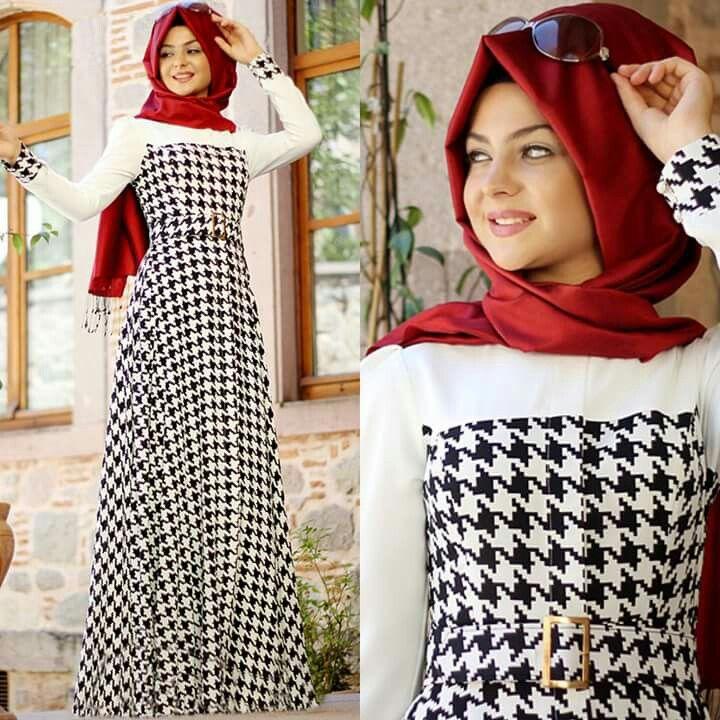 Turkish hijab fashion Dress