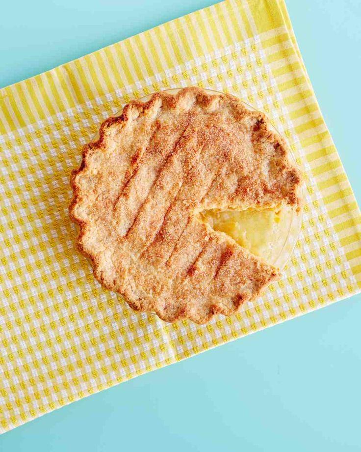 Shaker Lemon Pie from PBS Martha Bakes