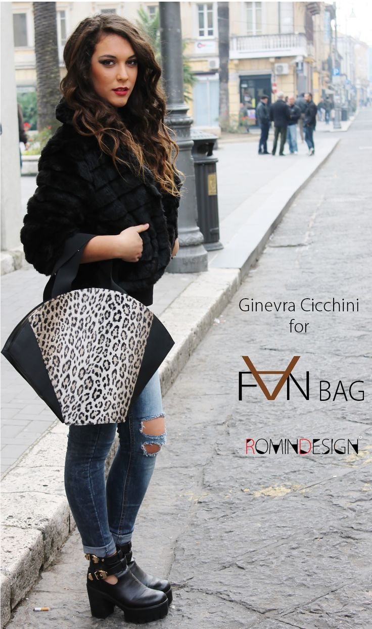 ROMINDESIGN creations from my mind: FANBAG ....by Romindesign