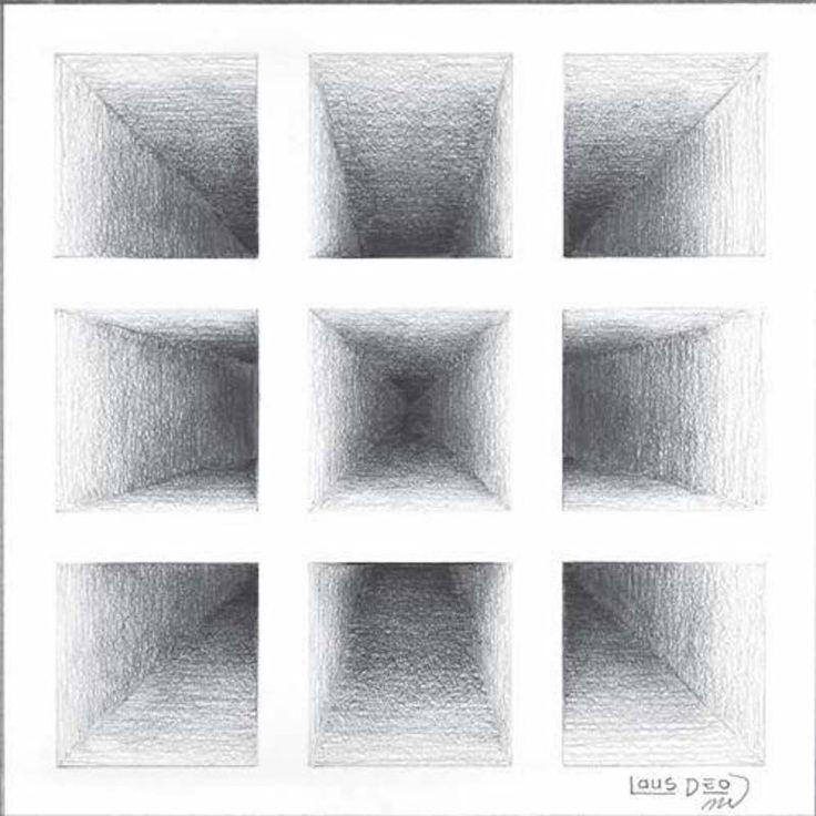 Der Anfänger-Künstlerleitfaden zum Perspektivzeichnen – #AnfängerKünstlerlei… #drawings #art