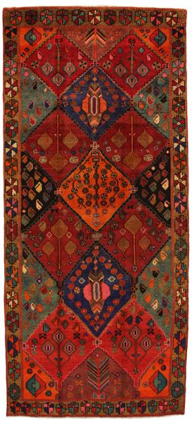 Bakhtiari - Gabbeh Persian Carpet  | nmd8175-783 | CarpetU2